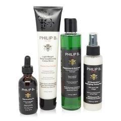 Philip B 4 Step Hair and Scalp Treatment